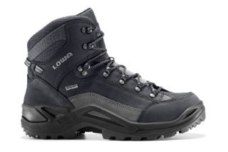 Lowa Renegade II GTX Mid Men black/grey