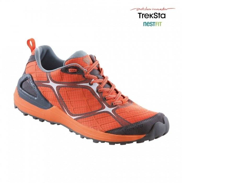 Treksta Alter Ego men grey/orange - 7