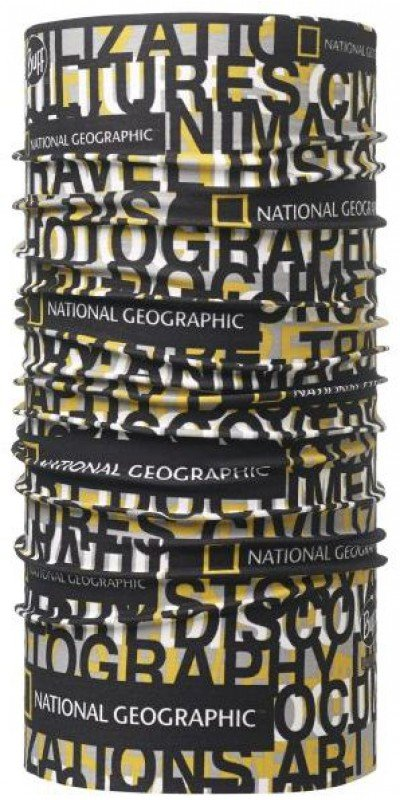 Buff licence National Geographic - words multi multi