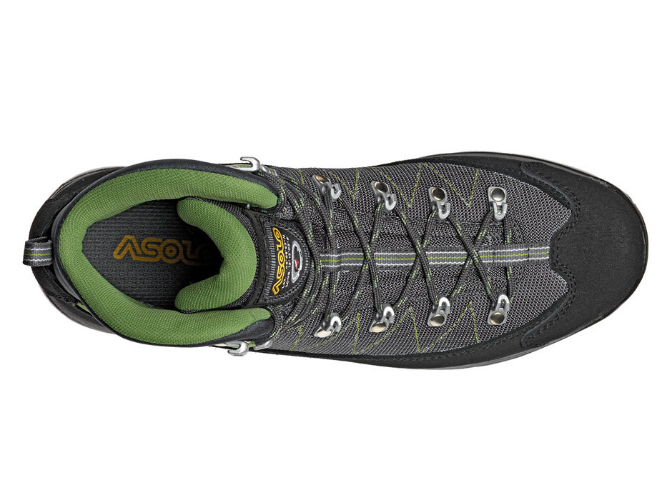 Asolo Finder GV MM black/gunmetal/english ivy - 7