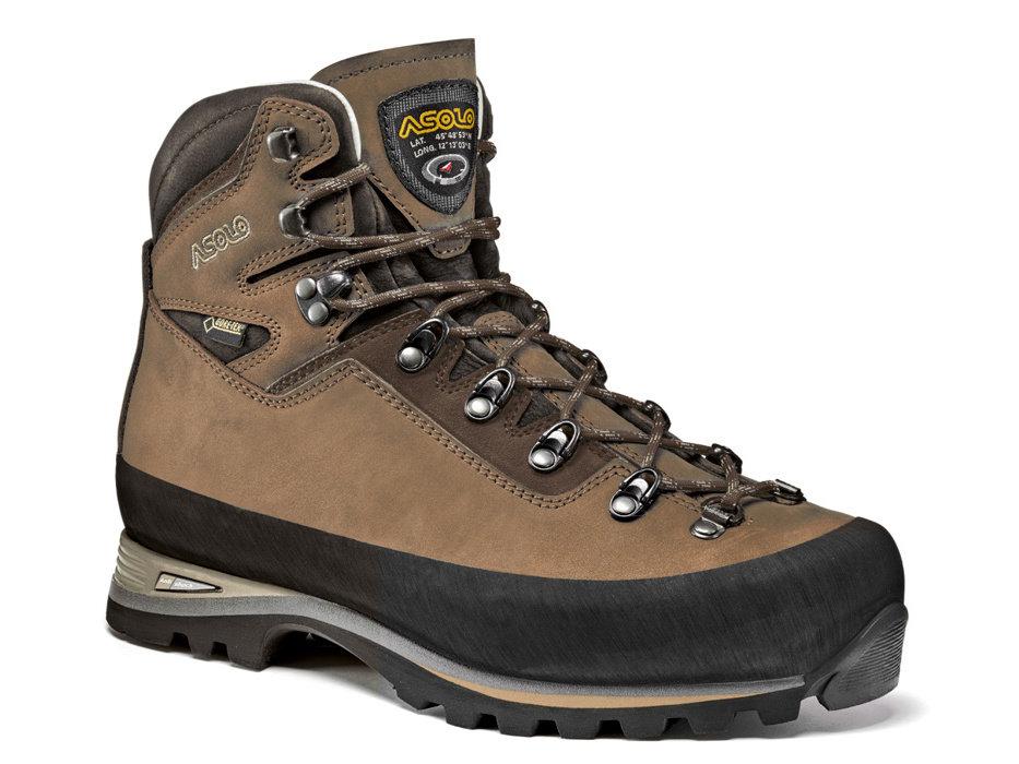 Pánské těžké trekové boty - Trekobchod a51afeca7d
