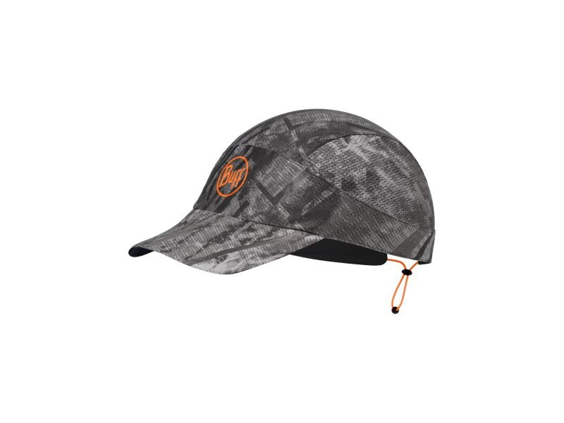 Buff Pack Run Cap - R-City jungle grey
