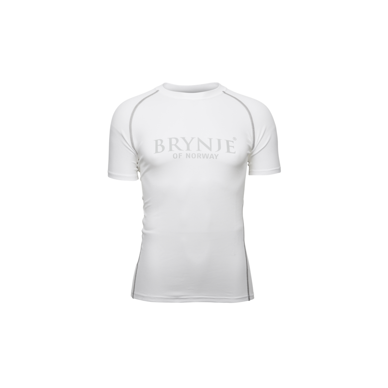 BRYNJE Sprint Light T-shirt bílé - L