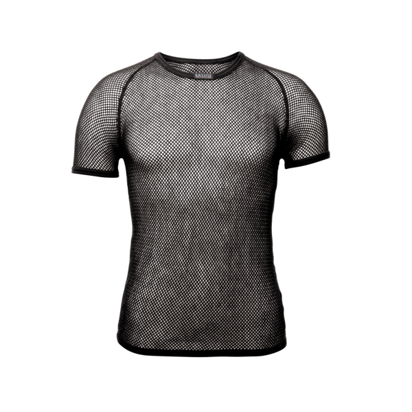 BRYNJE Super Thermo T-shirt černé - L