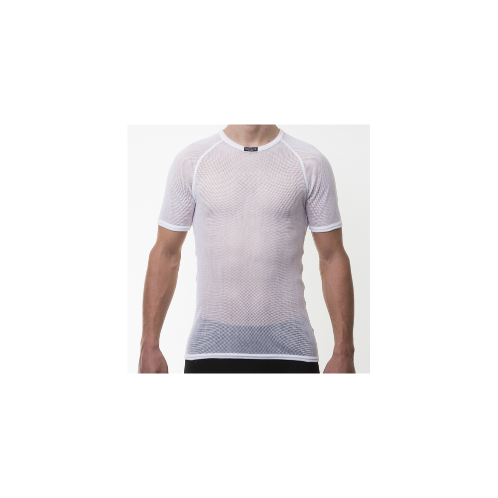 BRYNJE Super Thermo T-shirt bílá - L