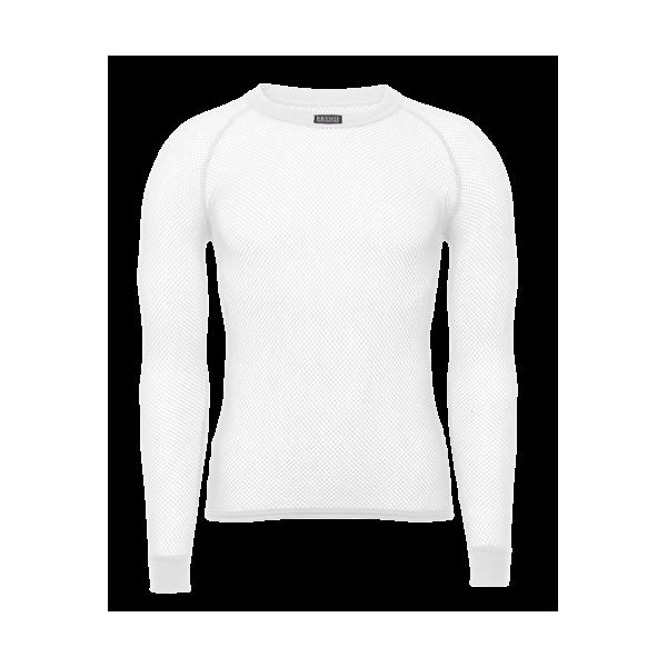 BRYNJE Super Thermo Shirt bílé - Trekobchod c23ef757f7