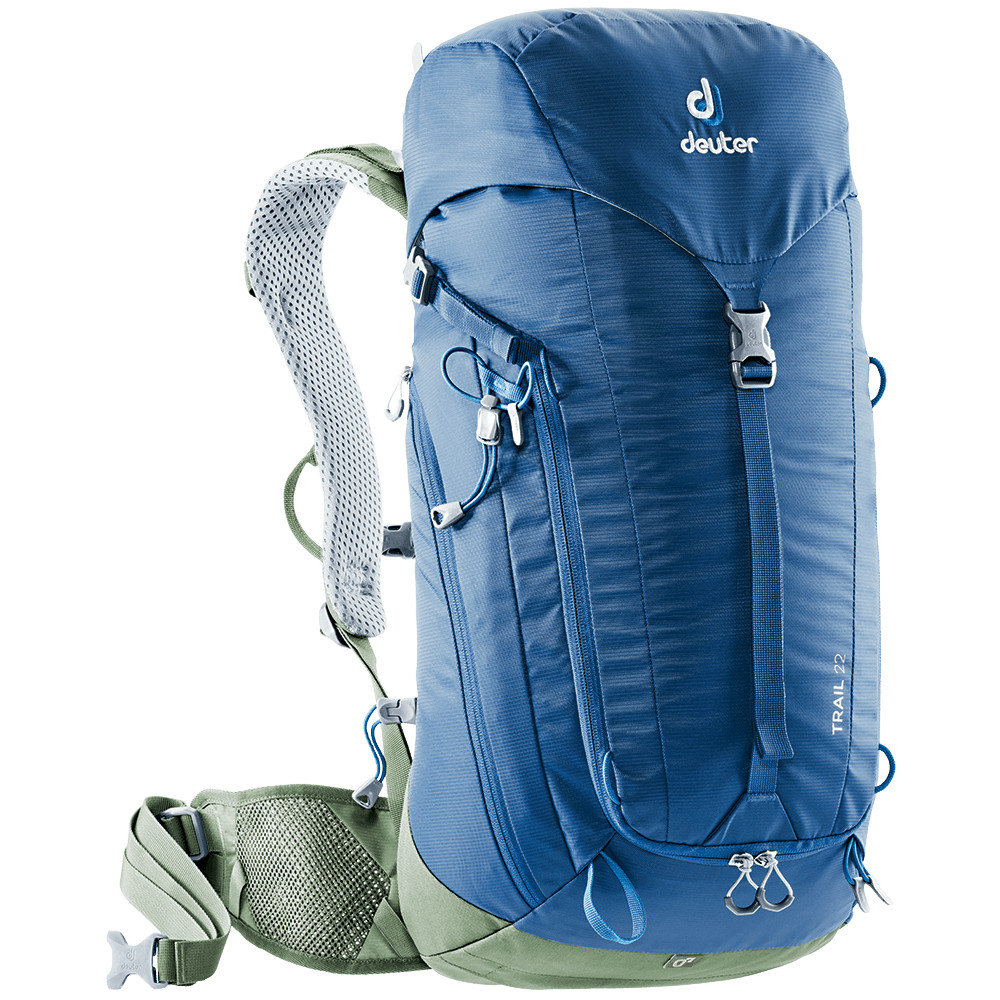 Deuter Trail 22 steel/khaki