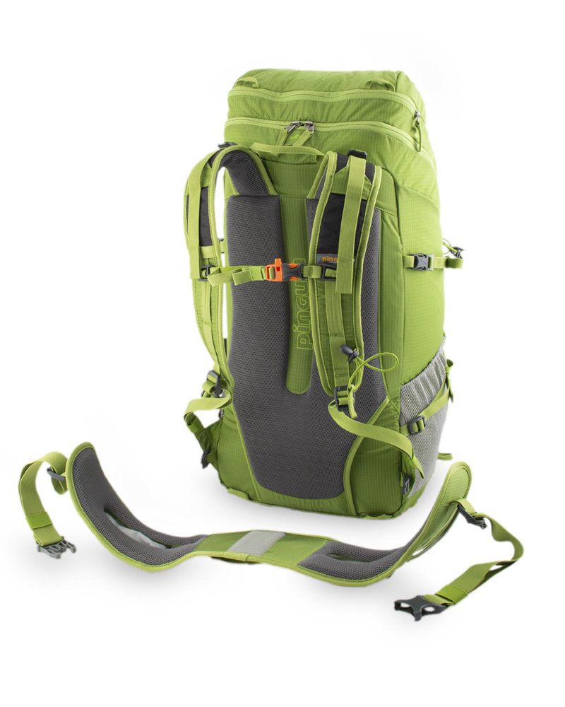 Pinguin Trail 42 black