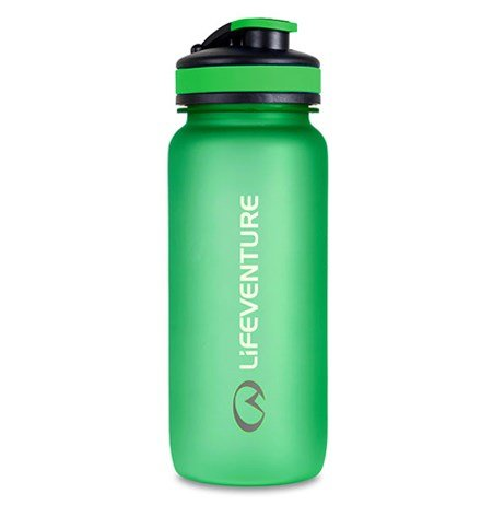 LifeVenture Tritan bottle 650 ml - zelená