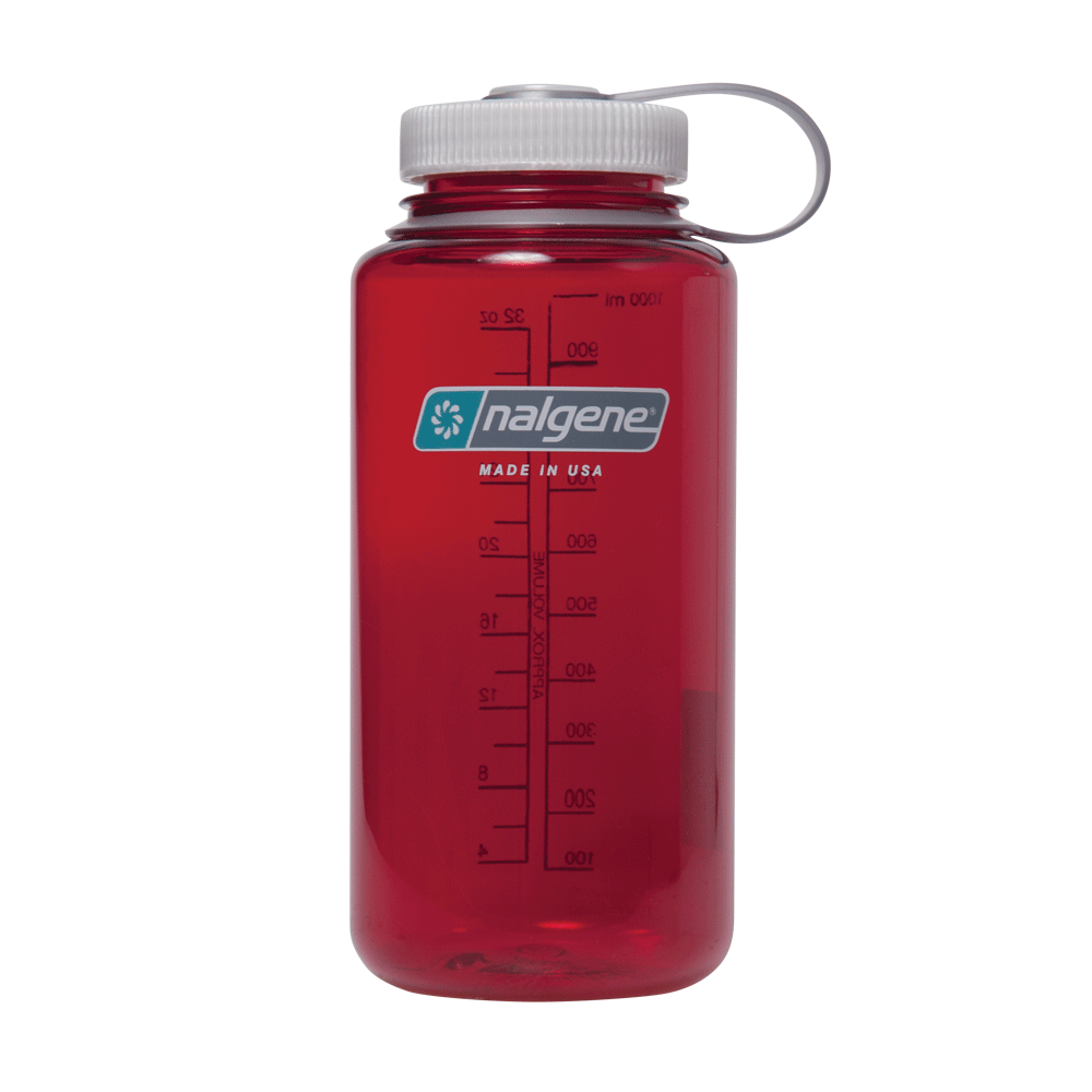 Nalgene Wide Mouth 1000 ml - outdoor red