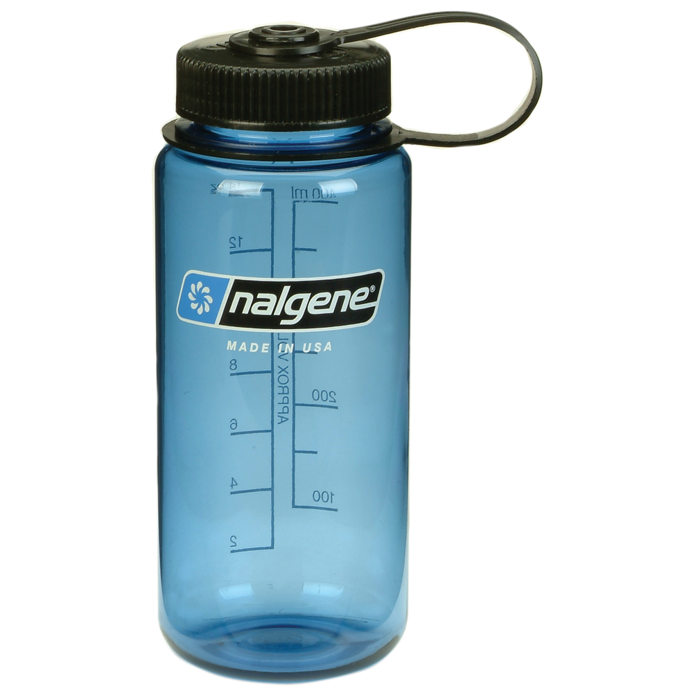 Nalgene Wide Mouth 500 ml - blue