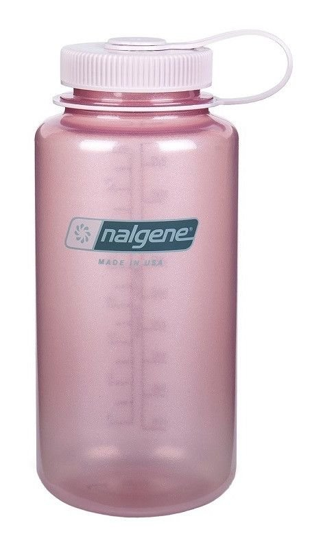 Nalgene Wide Mouth 500 ml - fire pink
