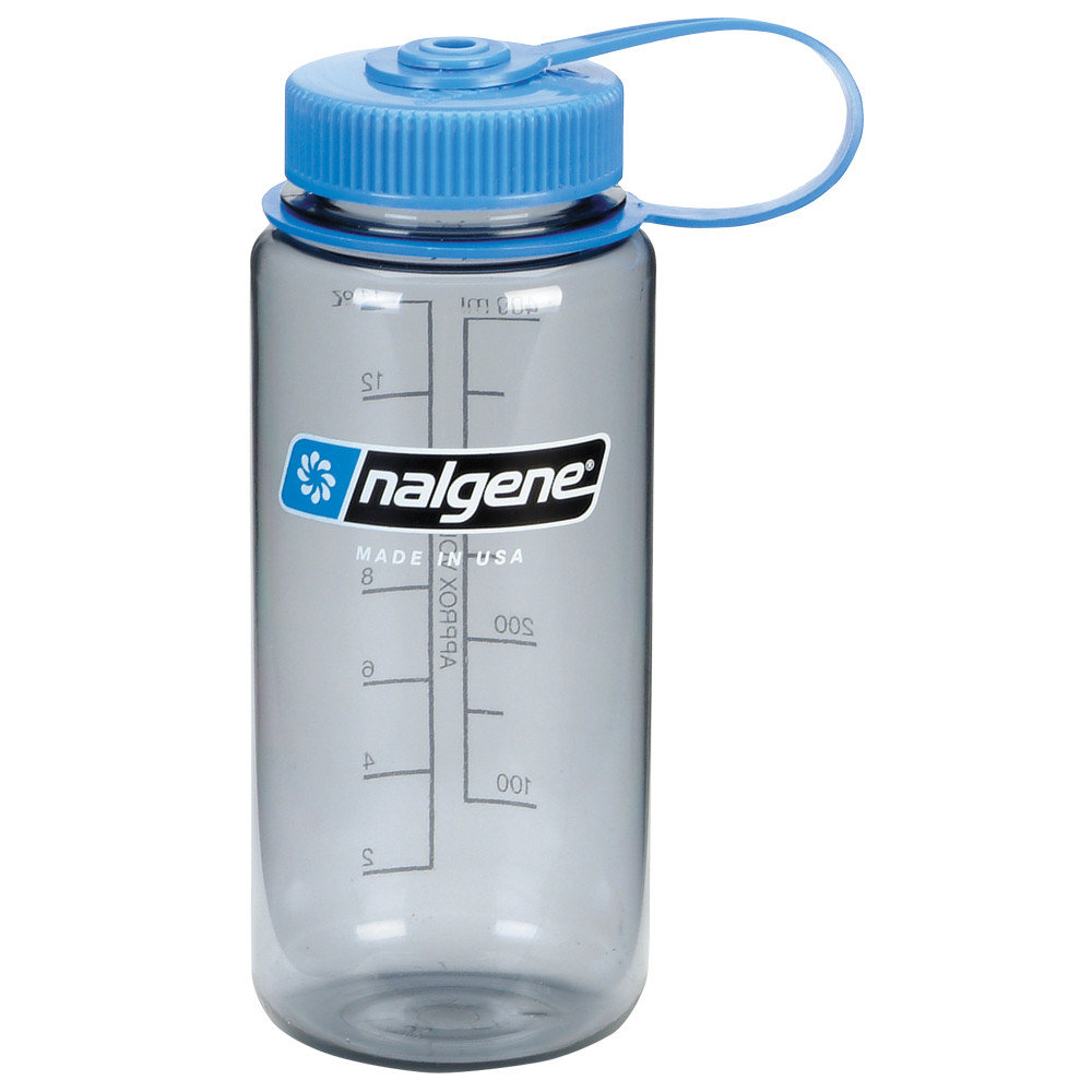 Nalgene Wide Mouth 500 ml - grey