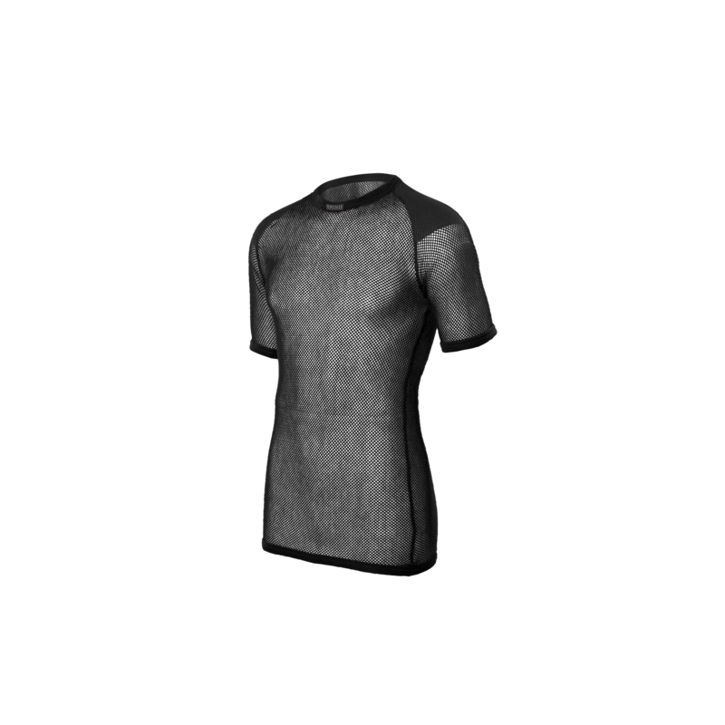 BRYNJE Wool Thermo T-shirt w/inlay černé - L