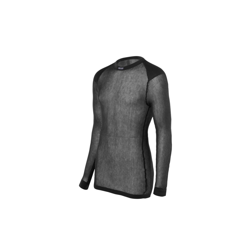 BRYNJE Wool Thermo shirt černé - L