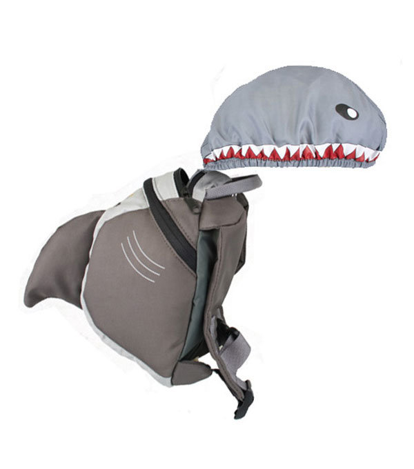LittleLife Animal Toddler Daysack Shark