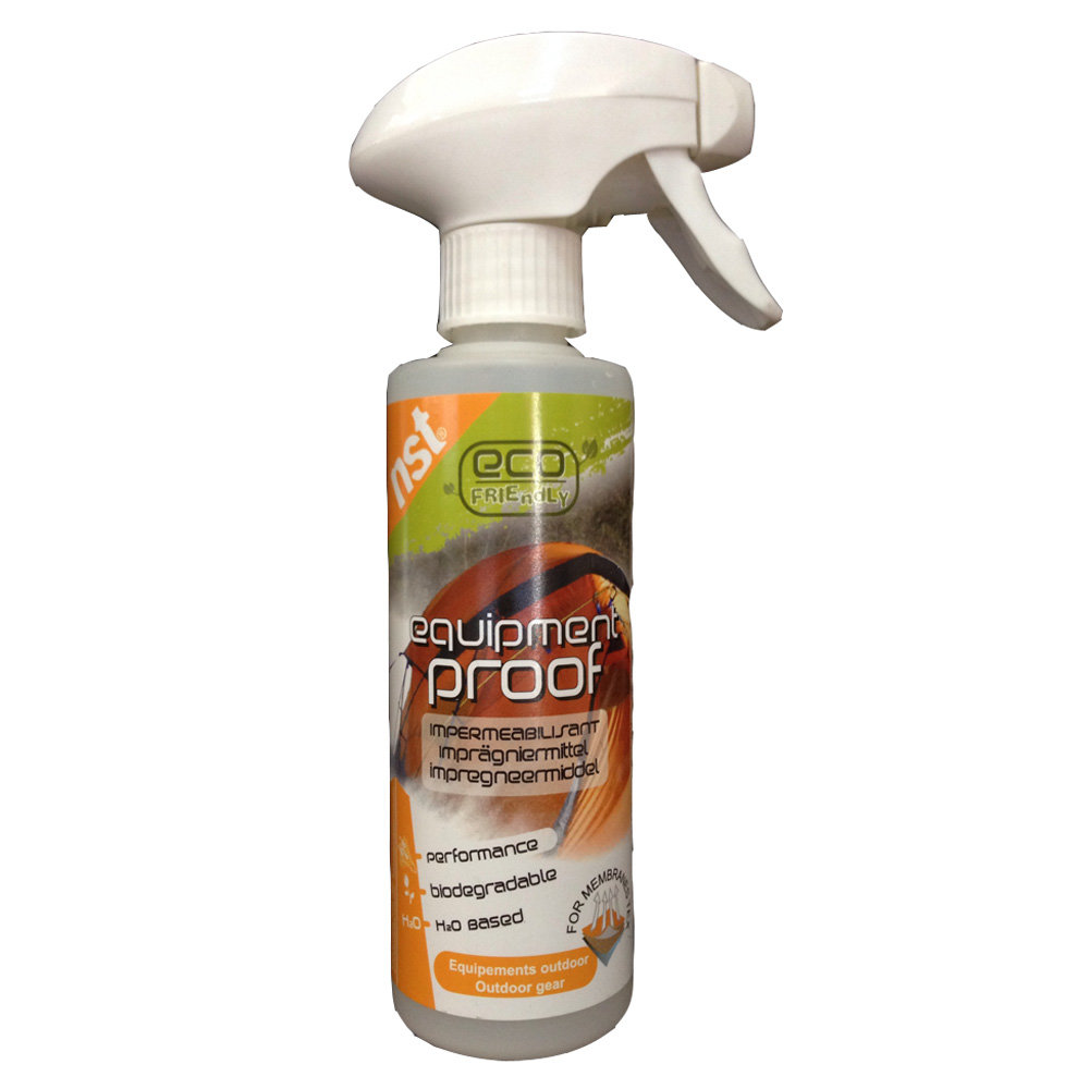 NST Equipment proof spray