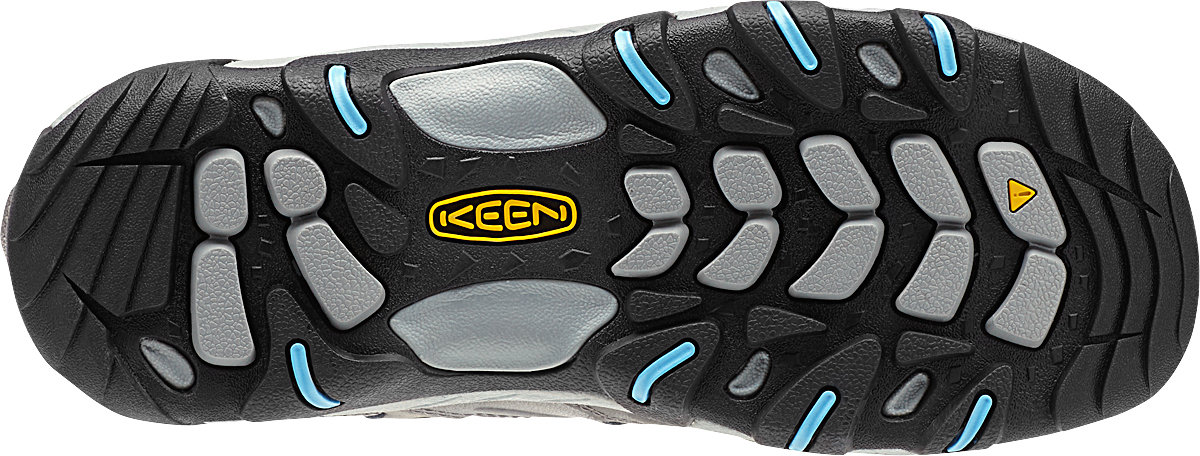 KEEN Women Koven Low gargoyle/alaskan blue - 4,5