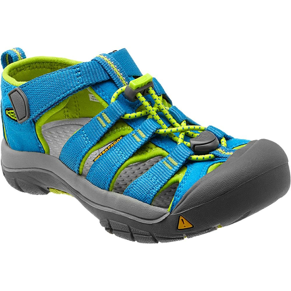Keen Newport H2 Kids hawaiian blue/green glow - 24