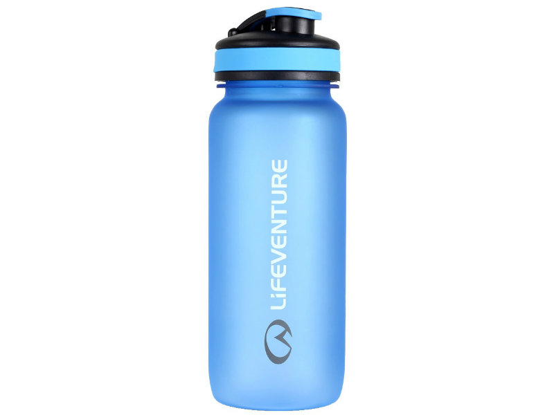 LifeVenture Tritan bottle 650 ml - modrá
