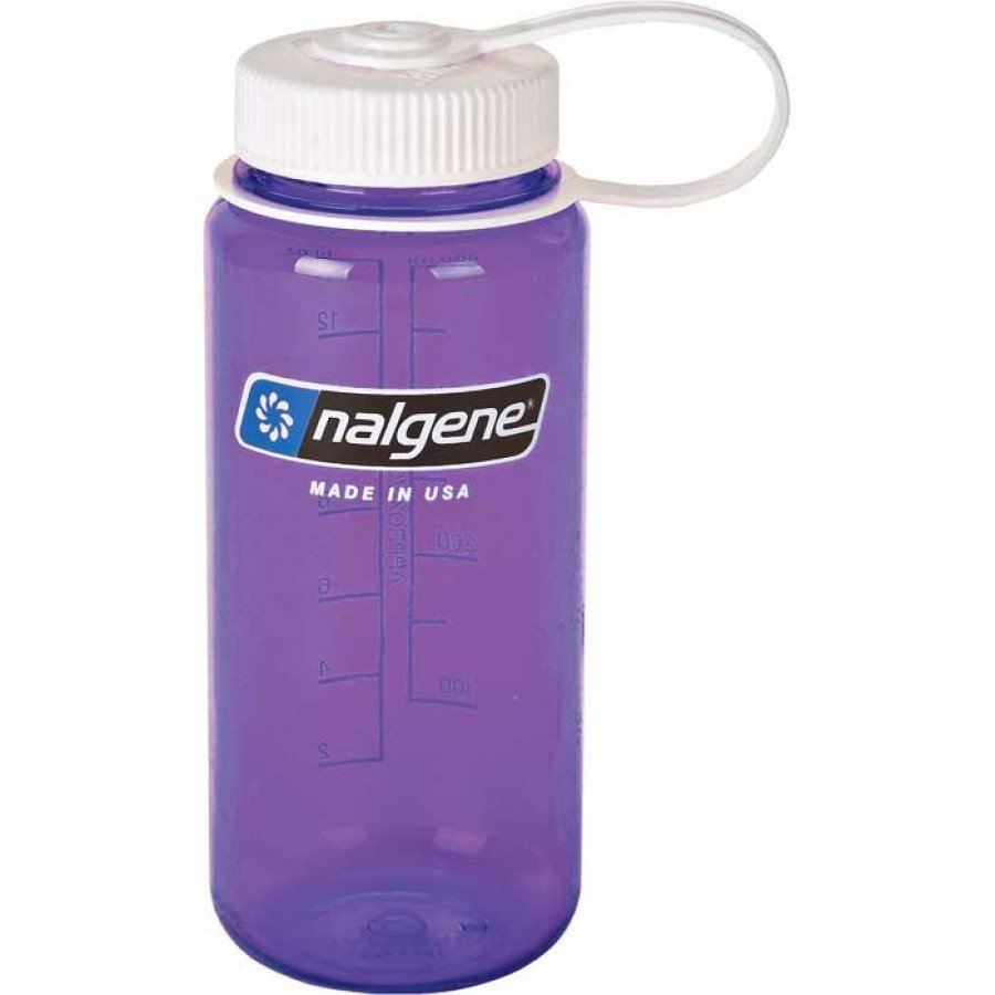 Nalgene Wide Mouth 500 ml - purple