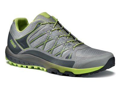 Asolo Grid GV ML grey/lime
