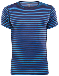 Devold Breeze T-shirt Men mistral stripes