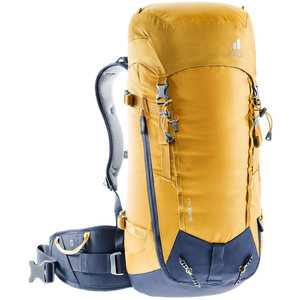 Deuter Guide 34+ curry/navy