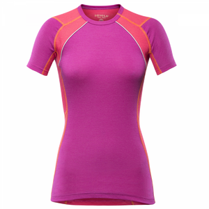 Devold Energy Woman T-shirt fuchsia