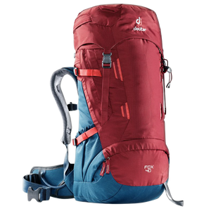 Deuter Fox 40 cranberry/steel