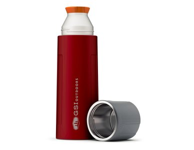 GSI Outdoors Glacier Stainless 1 l termoska red