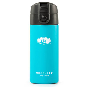 GSI Outdoors Glacier Stainless Microlite 350 ml sky blue