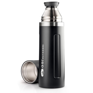 GSI Outdoors Glacier Stainless 1 l termoska 20 black