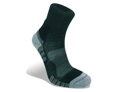 Bridgedale Hike Lightweight Merino Performance Ankle black/silver