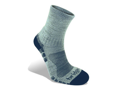 Bridgedale Hike Lightweight Merino Performance Ankle silver/navy