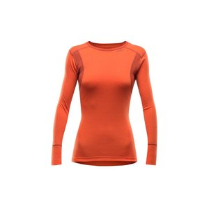 Devold Hiking Shirt Woman brick