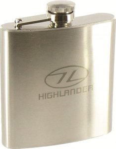 Highlander Hip Flask placatka