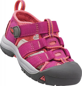 Keen Newport H2 Kids very berry/fusion coral