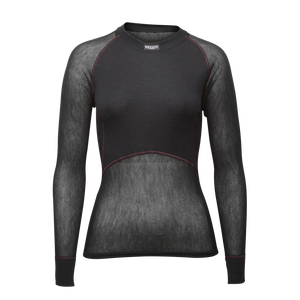 BRYNJE Lady Wool Thermo light Shirt černé