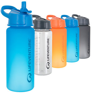 Lifeventure Flip Top water bottle 750 ml