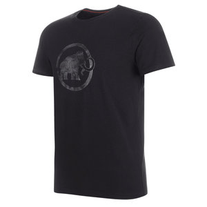 Mammut Logo T-Shirt Men triko black