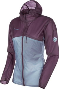 Mammut Convey WB Hooded Jacket Women větrovka galaxy