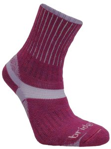 Bridgedale Merino Hiker Women plum