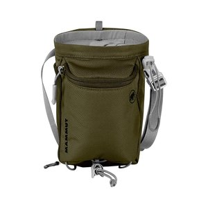 Mammut Multipitch Chalk Bag olive