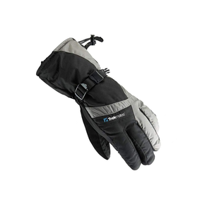 TrekMates Nevis DRY gloves black/grey