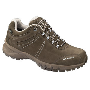 Mammut Nova III Low GTX Women bark/white
