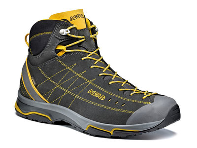 Asolo Nucleon Mid GV MM graphite/yellow