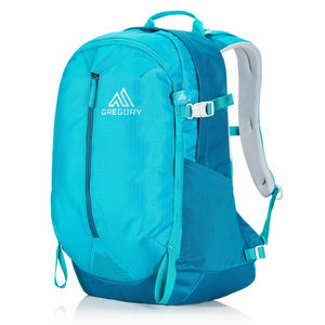 Gregory Patos 28 deep turquoise