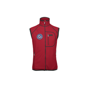 BRYNJE Polar Bug Vest red
