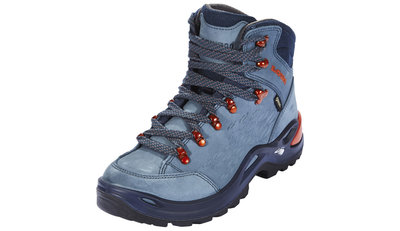 Lowa Renegade II GTX Mid Ws 20 blue UK 4